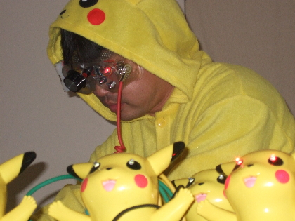 Kaseo and his Pikachu army: 100% real.