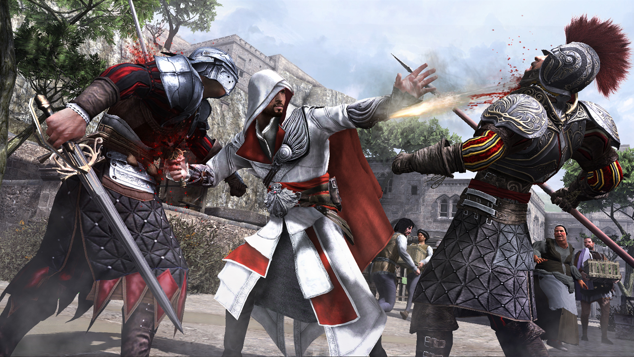 Interview Assassin's Creed Brotherhood