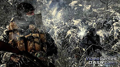 Like its direct predecessor, the latest Call of Duty likes environmental detail.