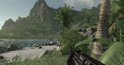 Two years post-release, Crysis is still the belle of the PC ball.