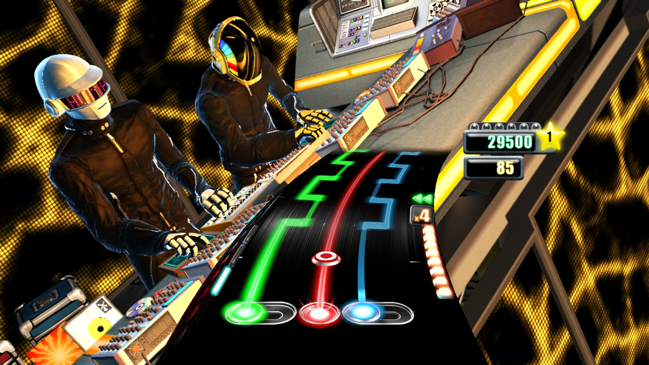 game like dj hero for pc