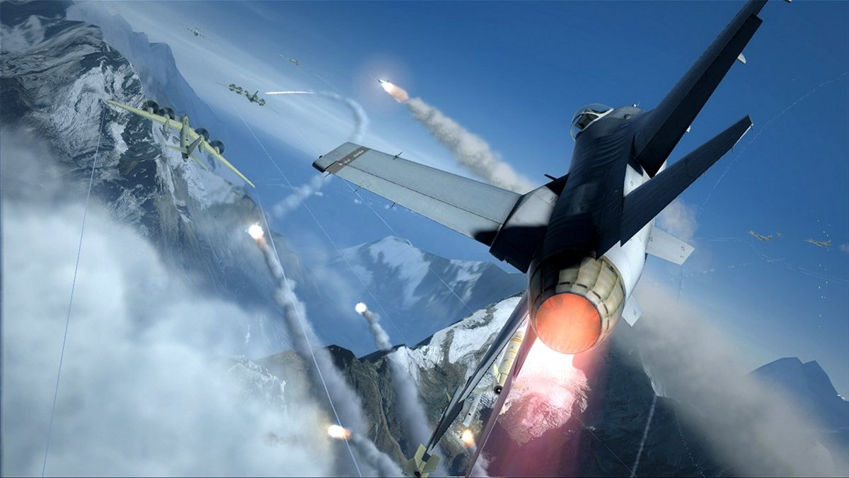 Can HAWX 2 give air combat some character? « Video Games Daily