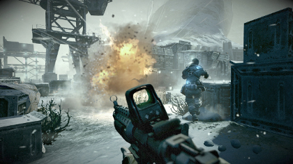 Killzone 3 looked the business. Was anyone seriously expecting otherwise?