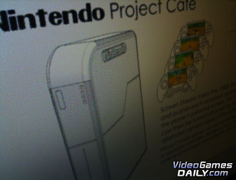 nintendo wii 2 project cafe. Nintendo#39;s Wii successor is