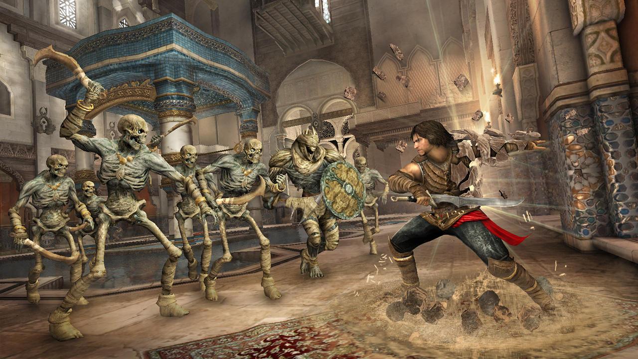 نقد بازی شاهزاده پارس شنهای فراموششده و ارتش سلیمان prince of persian forgot sand