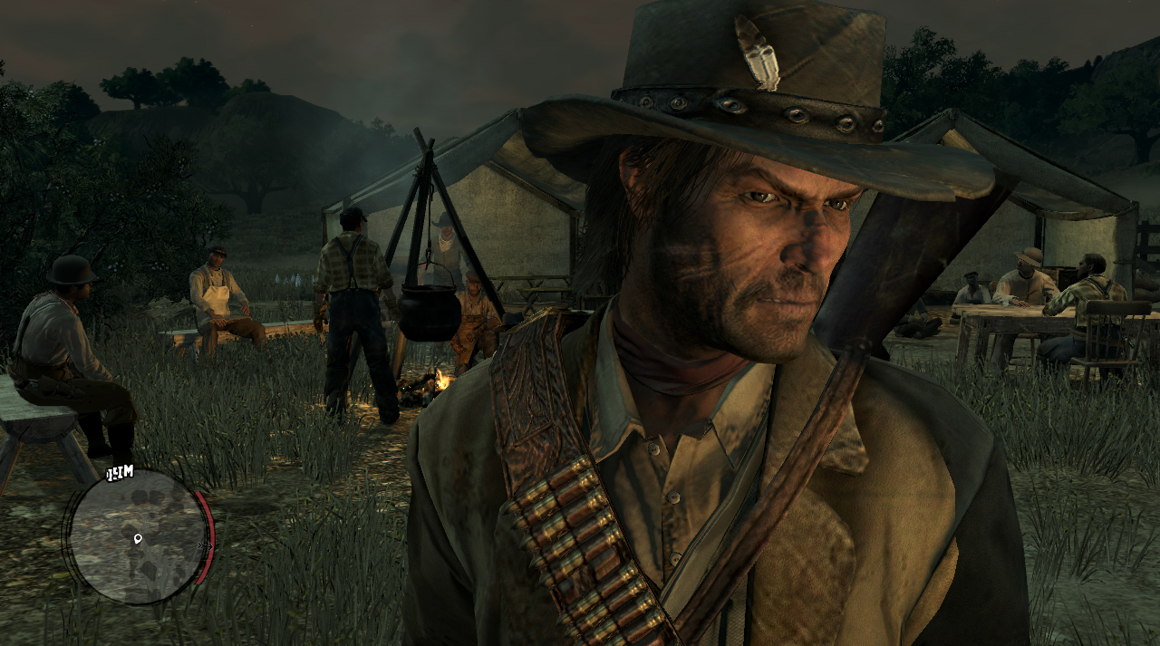 Red Dead Redemption Review « Video Games Daily