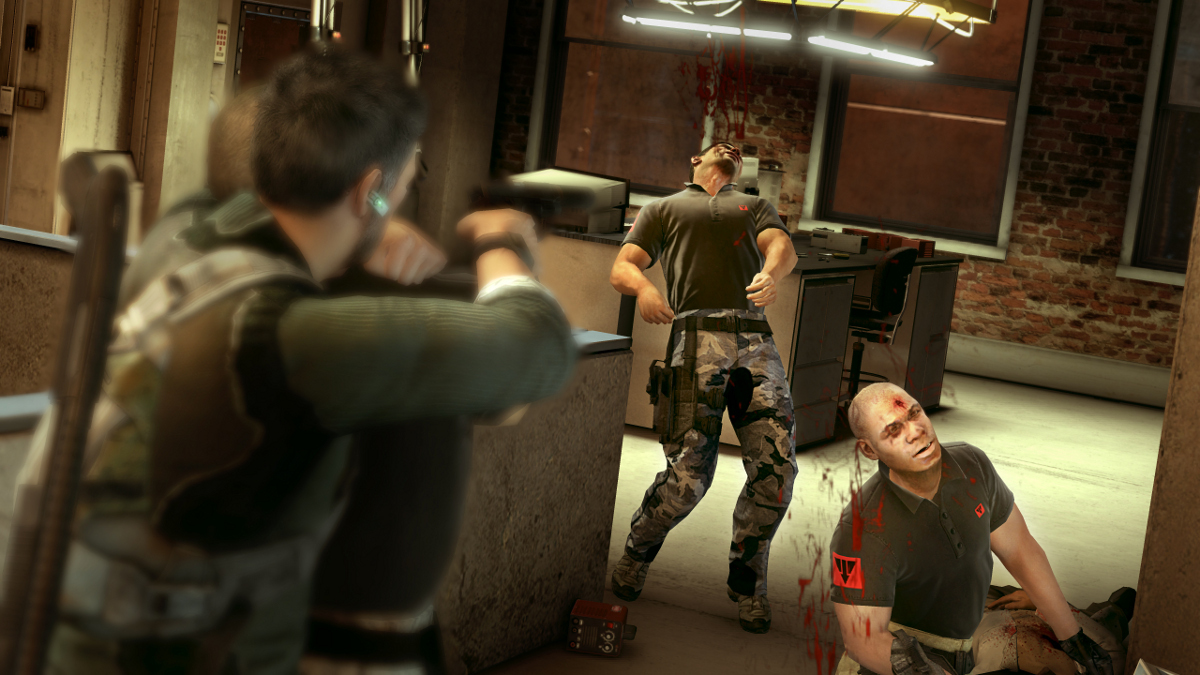 Splinter Cell: Conviction Hands-On Preview « Video Games Daily