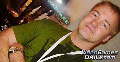 Vince Zampella, studio head of Infinity Ward